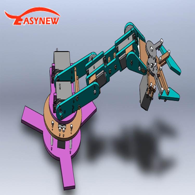 【供应】三自由度机械手设计,机器人三自由度的设计,平面三自由度精密定位平台