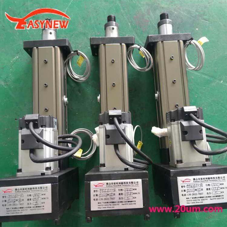 电动缸问答:电动推杆和电动缸的区别都有什么?