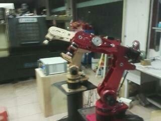 【视频】依时利教学机器手,教学机械手,可以用于工业应用和学院教学