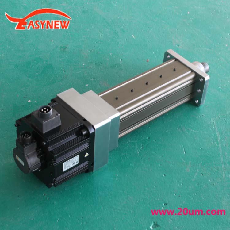 客户订制大推力伺服电动缸(含松下电机)成功发货