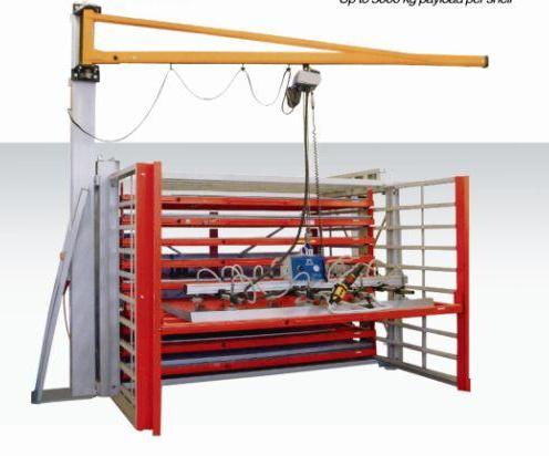 抽屉式板材货架,大量节约空间,厂家订制