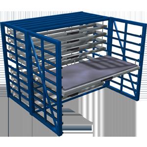插入式板材货架生产厂家,佛山抽屉板材货架供应商
