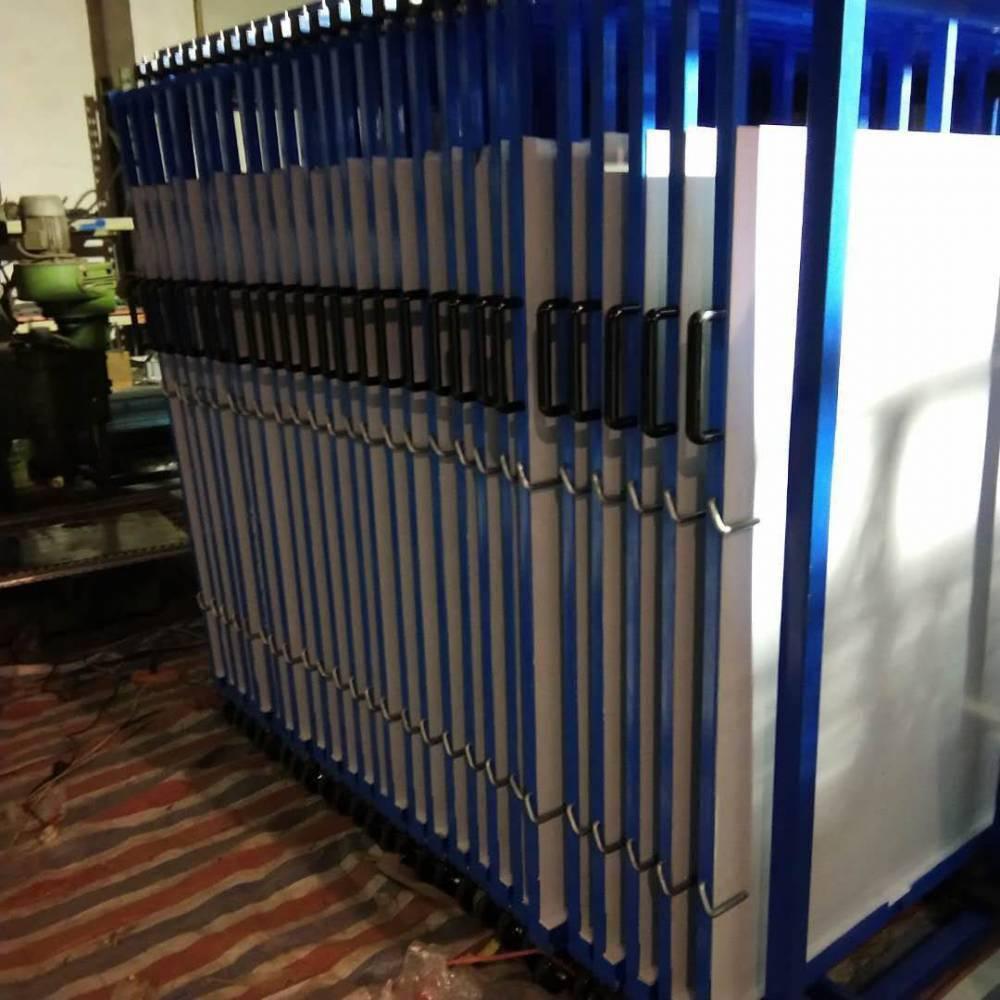 立式板材货架
